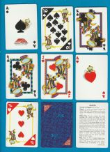 Collectible  Advertising  playing cards. Nabisco Thing c 1990`s